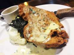 Fried Chicken $16 @ Busboys and Poets in Takoma DC