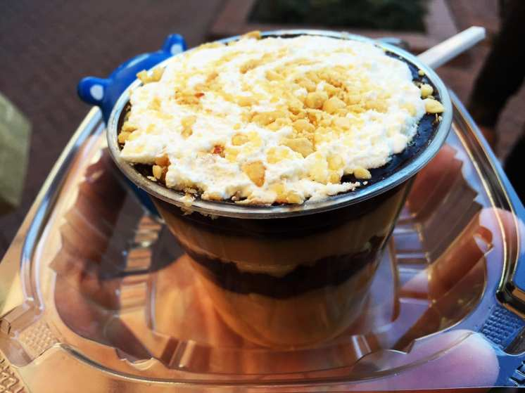 Peanut Butter Chocolate Parfait @ Cakes to Die For in Frederick Maryland