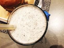 Orea Speedwagon Milkshake @ Burger Tap & Shake in Tenleytown Washington DC