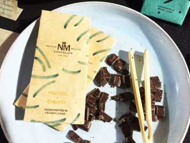 Chocolates from Nathan Miller at Emporiyum