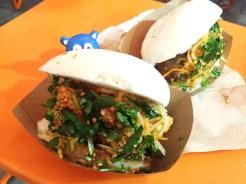 Steam Bun Sandwich @ Ekiben Baltimore at Emporiyum Food Market in Baltimore