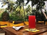 Watermelon Juice from Oberai Polo Club, Bangalore India