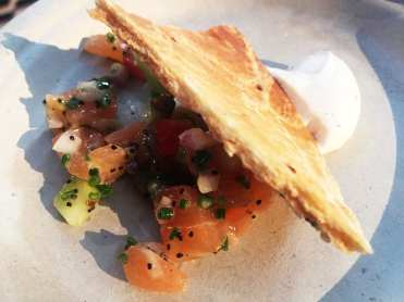 Cured Salmon @ Ardeo Bardeo (4 NOMs) at Best of Washington 2016