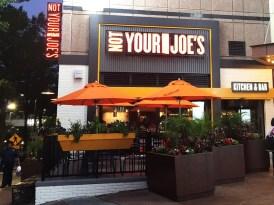 Not Your Average Joe's Restaurant
