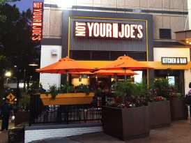 Not Your Average Joe's Restaurant