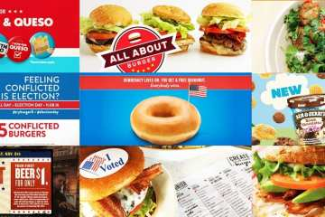 Guide to Tasty Election Freebies and Deals in DC Area