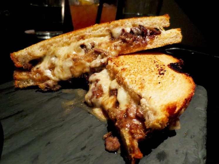 The Short Rib Sandwich @ GCDC