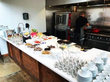 Breakfast Bar @ Cabot Event