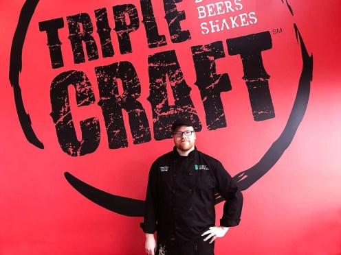 Master Burger Chef @ Triple Craft