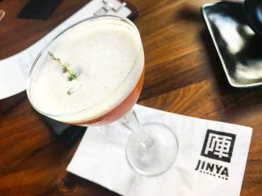 Drink @ Jinya Pike & Rose Rockville
