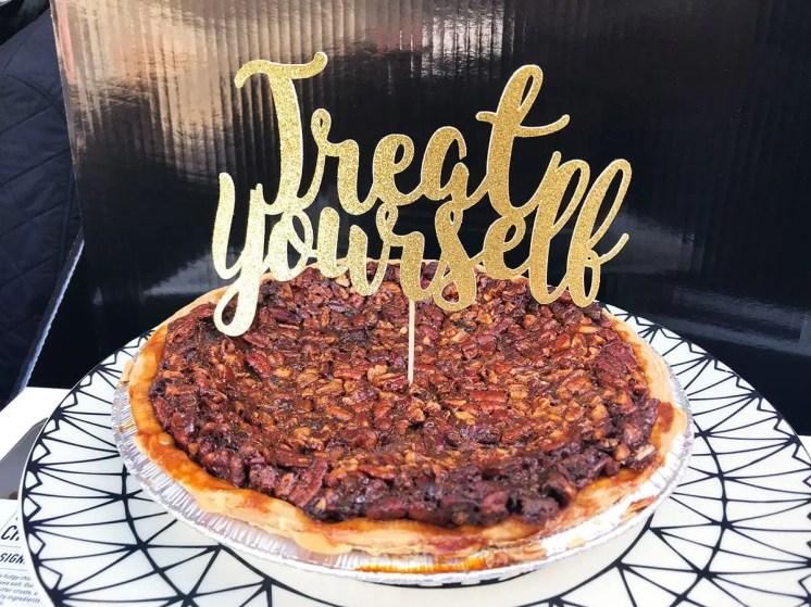 Burbon Pecan Pie from Whisked at Emporiyum 2018
