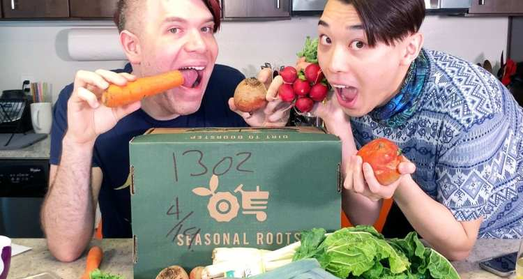 Produce Delivery Subscription