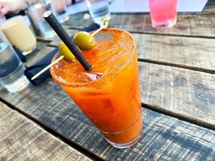 Bloody Marry at Little Beast