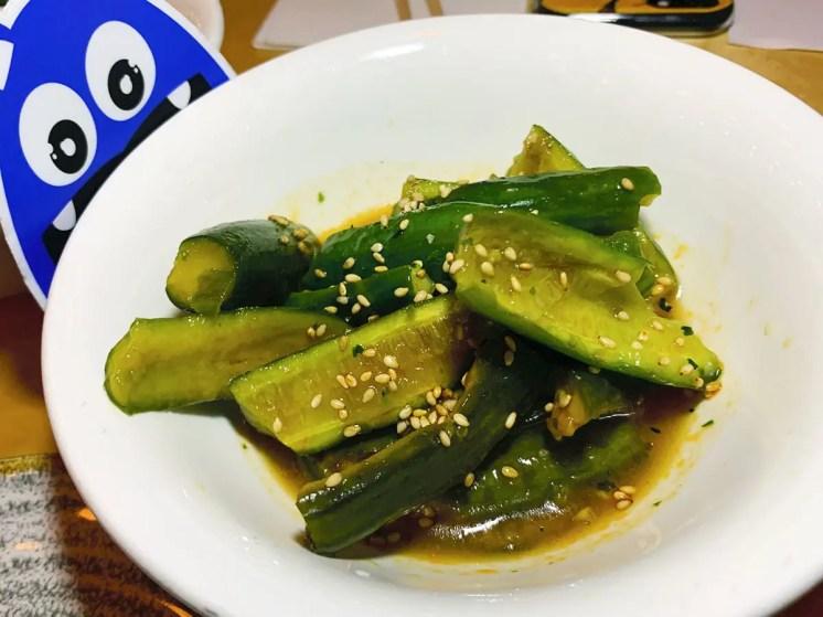 Smashed-Cucumbers-$5-@-Haikan-(4-NOMs)-3