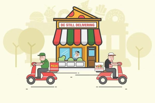 Restaurants Still Delivering & Pickup in the D.C. Area During Coronavirus