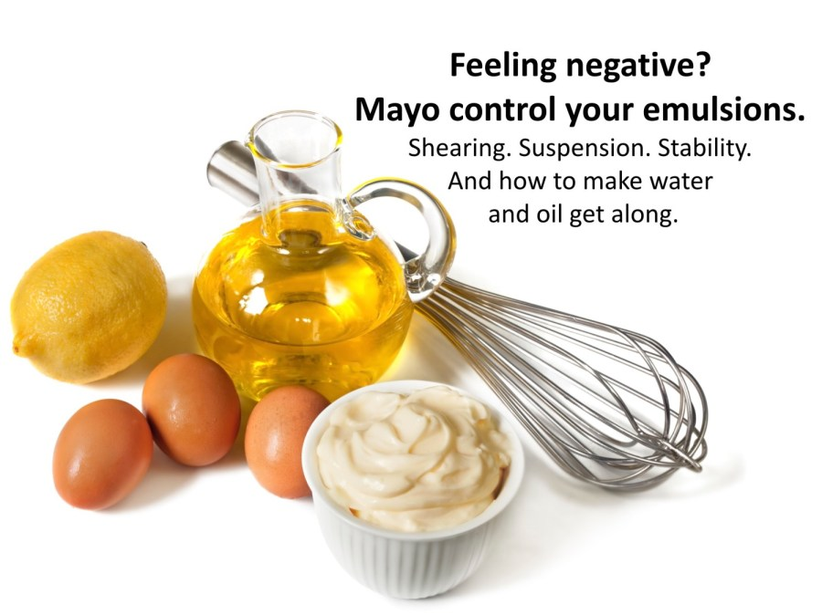 Use Egg Yolks to Mix Water and Oil to Make Mayonnaise