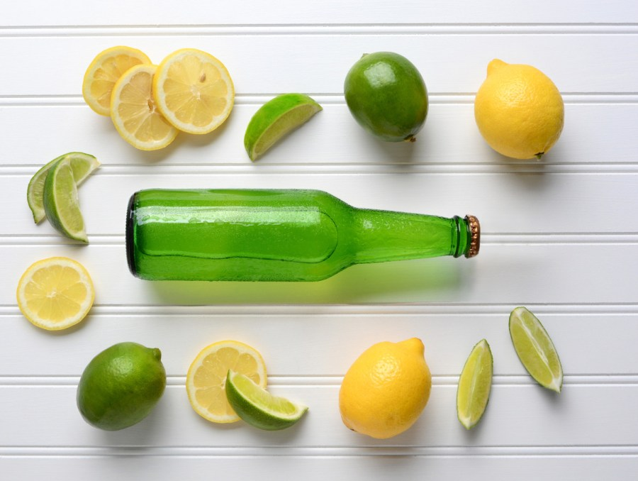 lithium was in lemon lime soda drink in 1900s