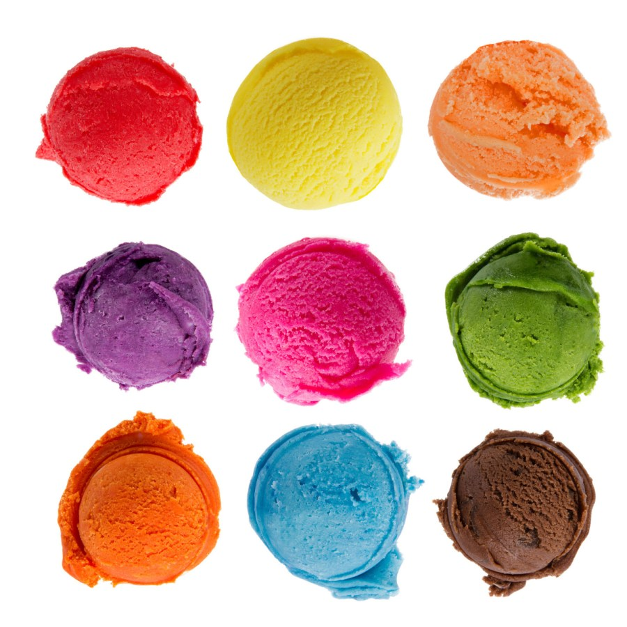 liquid nitrogen helps to make the smoothest ice cream