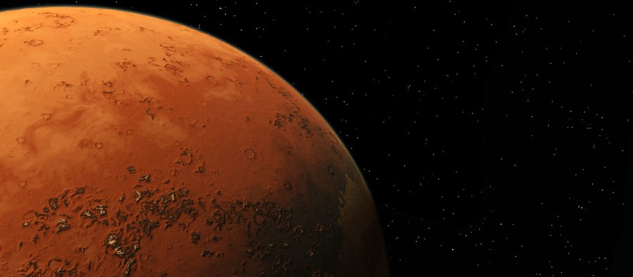 gamma radiation can be used to explore planets' composition