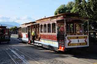 SF - Cablecar Closeup