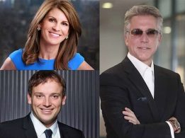 Bill McDermott, Jennifer Morgan and Christian Klein