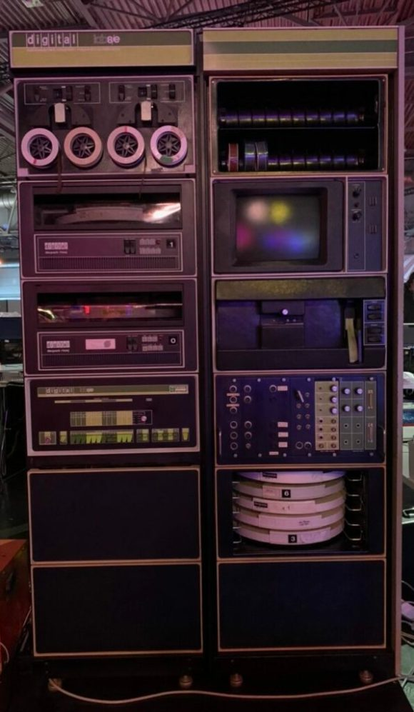 Digital - PDP-8/E
