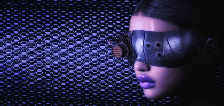 Claudia Orsini. cyber. - Automatisierte Gesichtserkennung.