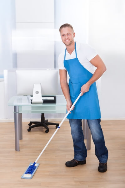 How To Choose A Commercial Floor Cleaning Company For A