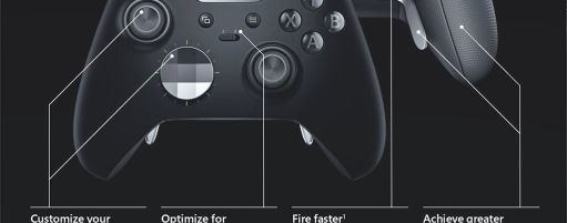 Official Microsoft Xbox One Elite Controller