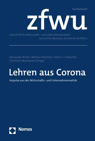 lehren aus corona ebook 2020 978 3