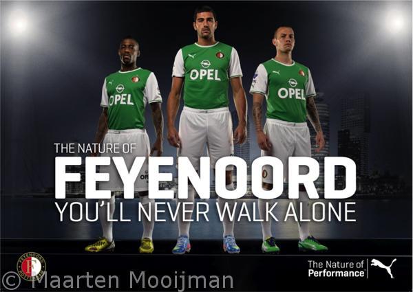 Feyenoord Uittenue