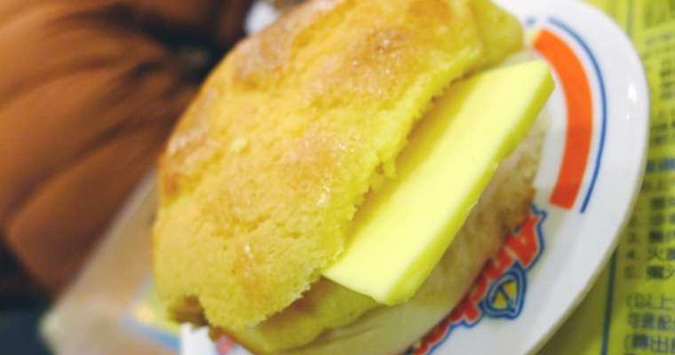 Kam Wah Cafe Hong Kong 金華冰廳 | Pineapple Bun in Mong Kok