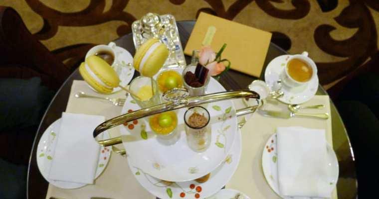 Langham Hotel Hong Kong Afternoon High Tea | 朗廷酒店 Tsim Sha Tsui