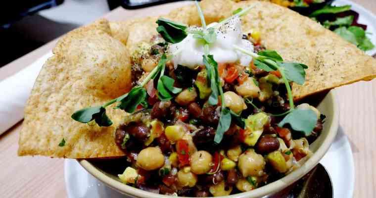 Heirloom Vancouver Brunch | Vegetarian Super Foods