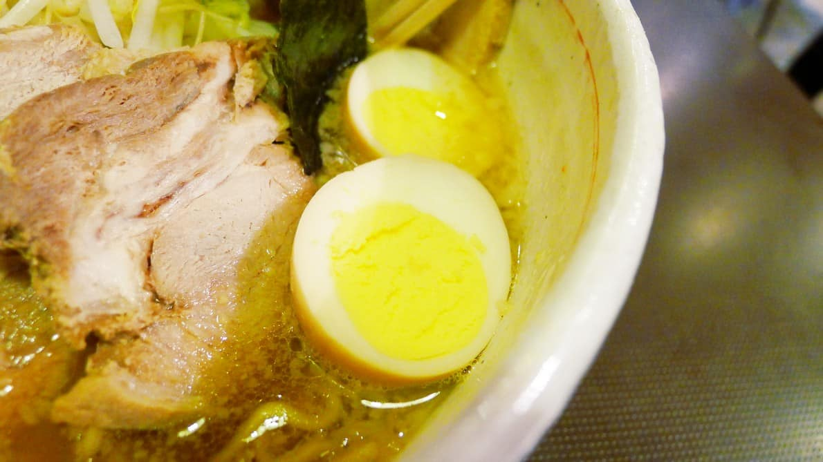 Kintaro Ramen Vancouver (Downtown) | Hard Boiled Egg, What's the hype? 金太郞