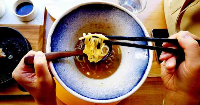 Best Ramen Seattle | Top Ten Ramen Noodle in Seattle
