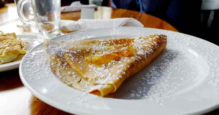 Crepe Montagne Whistler | French Creperie Whistler Blackcomb The Village