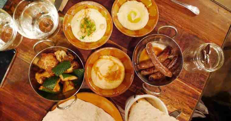 Jamjar Folk Vancouver | Commercial Drive Lebanese Food