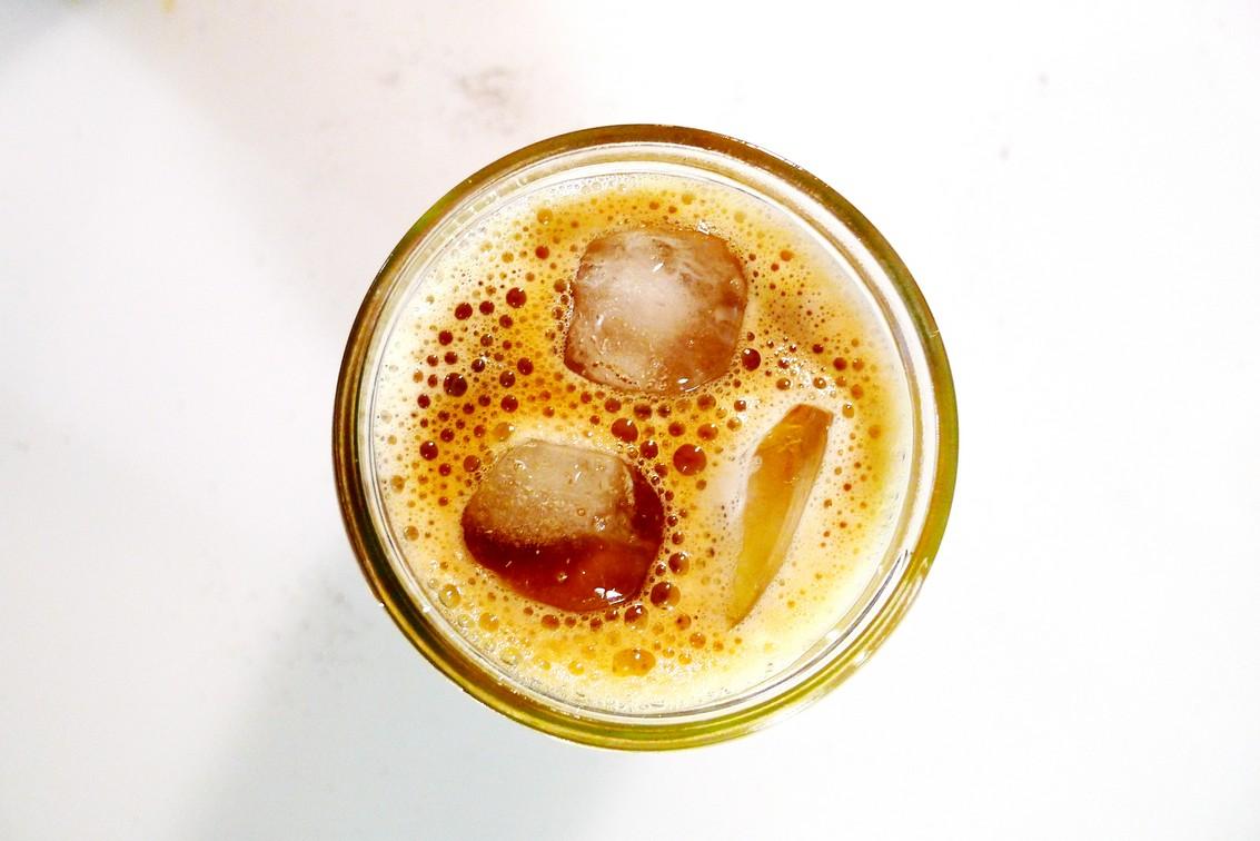 Nespresso Iceberg Coffee Recipe instanomss nomss