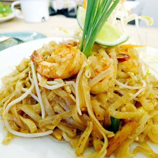 Kin Kao Thai Kitchen Commercial Drive East Vancouver instanomss nomss