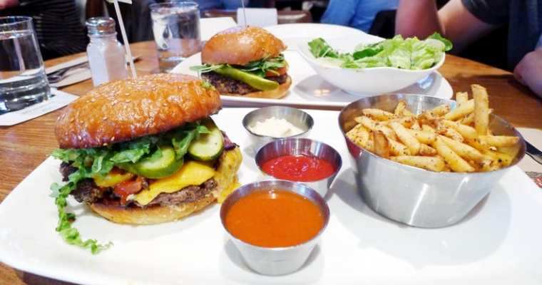 Earl's Kitchen Juicy Gourmet Burgers | Limited Time April 22 – June 16, 2015