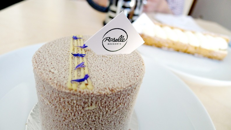 Roselle Desserts Toronto Pastry Coffee Instanomss Nomss