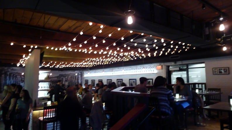The Greek by Anatoli Souvlaki Yaletown Vancouver | Grand Opening Party