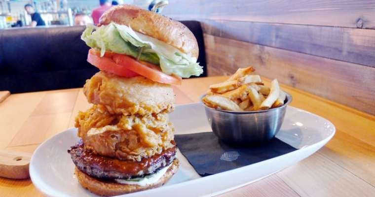 Colony Main Street Vancouver | Neighborhood Pub Burgers and Beer Battered Fries