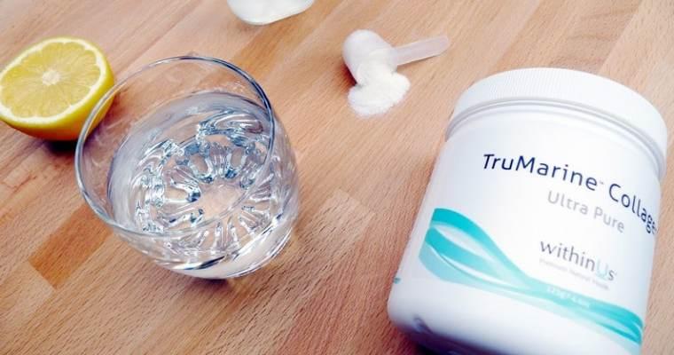 WithinUs TruMarine Collagen | Natural Premium Supplement for Healthy Skin