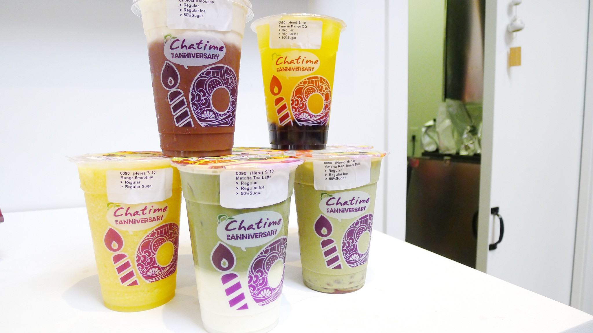 Chatime | Bubble Tea Vancouver Downtown 日出茶太