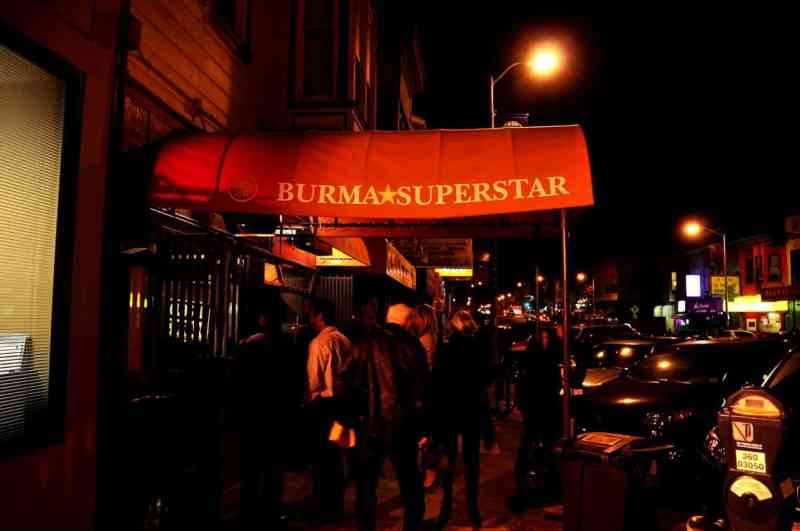 Burma Superstar San Francisco Instanomss Nomss