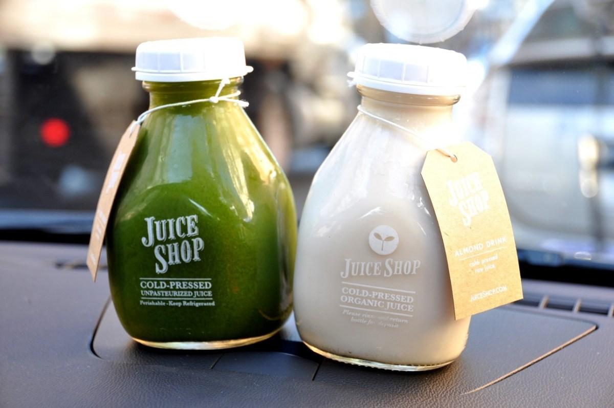Juice Shop San Francisco Cold Press Juice Smoothie Instanomss Nomss