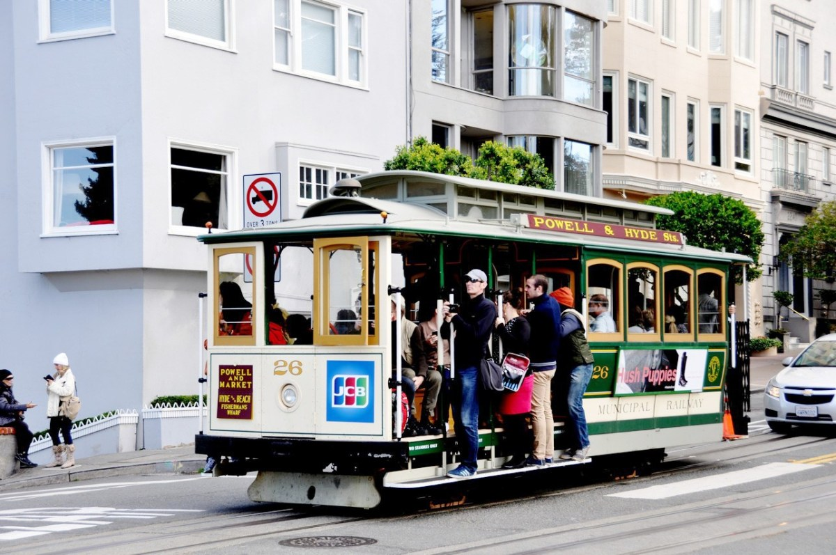 San Francisco Vacation Travelers Guide Transportation Instanomss Nomss