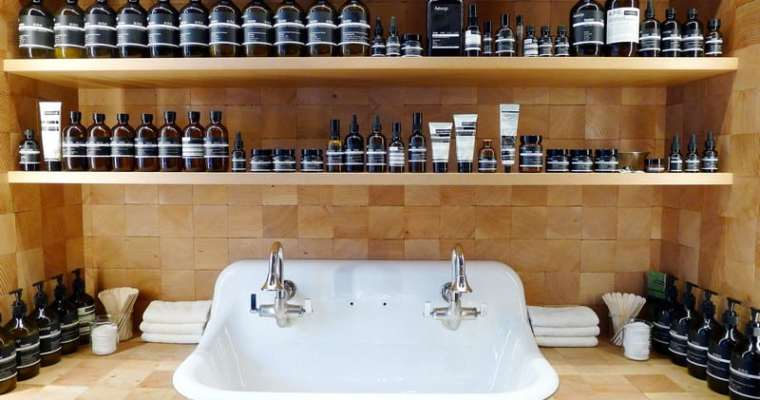 Aesop Gastown Vancouver | Australian Skin Care Flagship